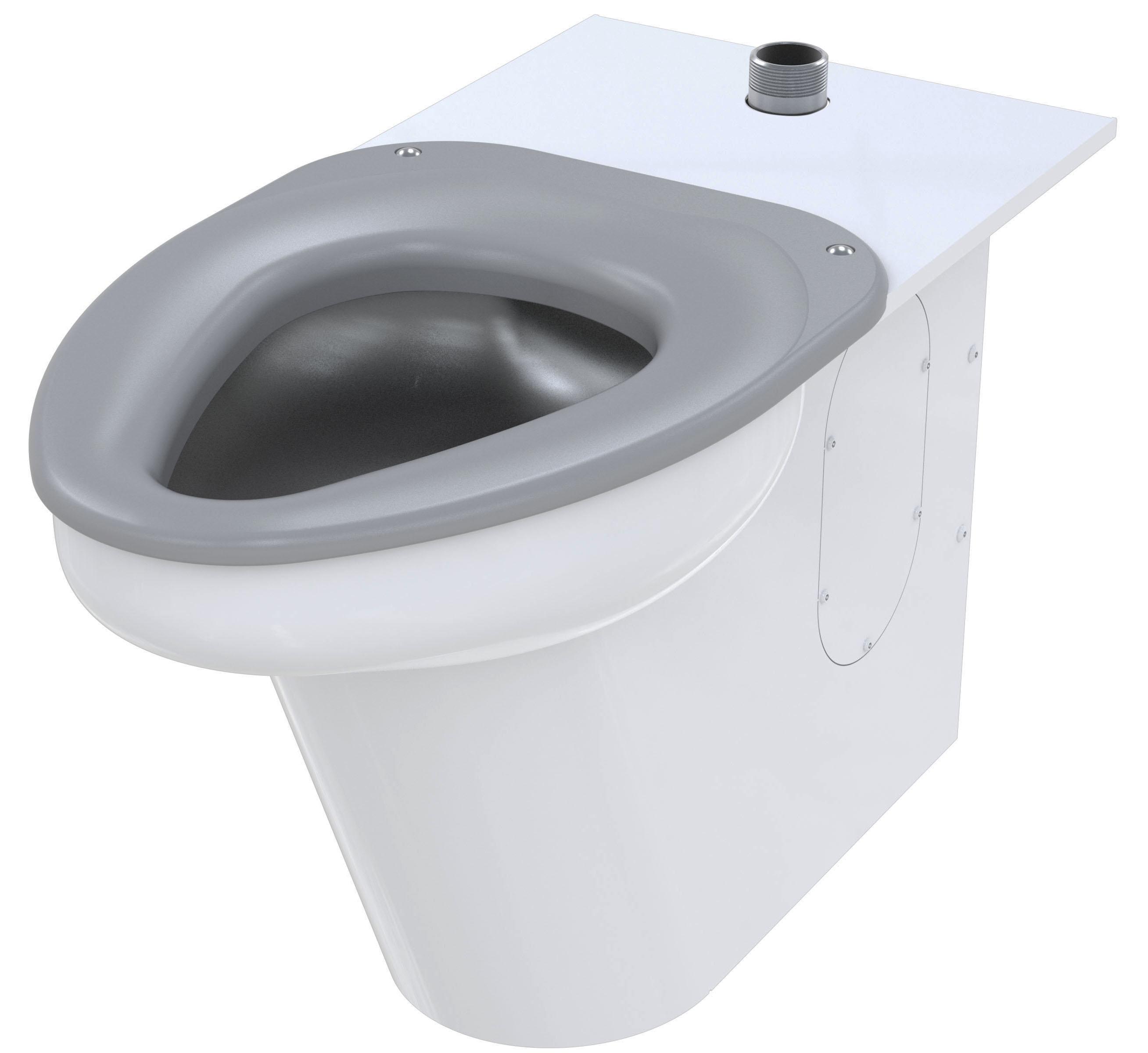 Sensational Toilets Ligature Resistant Top Supply On Floor Wall Machost Co Dining Chair Design Ideas Machostcouk