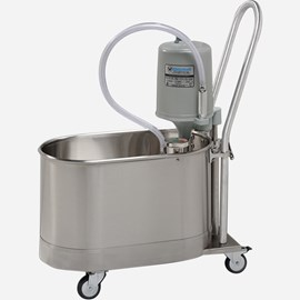 10 Gallon Podiatry Whirlpool - Mobile with Handle