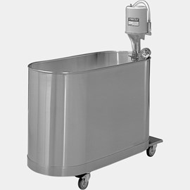 90 Gallon Hi-Boy Whirlpool - Mobile