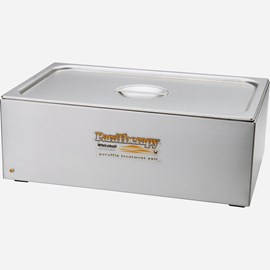 220 V, 18 Lbs. Capacity All-Stainless Steel Paraffin Bath