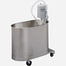 22 Gallon Podiatry Whirlpool - Mobile