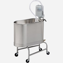 22 Gallon Extremity Whirlpool - Mobile with Undercarriage