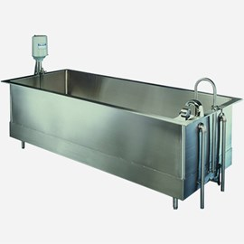 300 Gallon Rectangular Immersion Tank