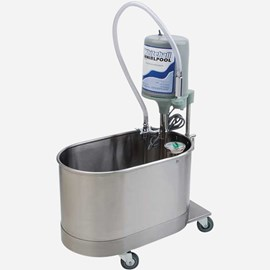 10 Gallon Podiatry Whirlpool - Mobile