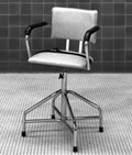 Adjustable Low Chair