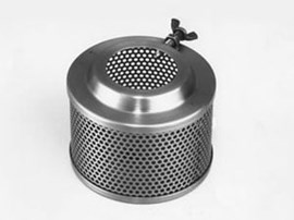 Pump Cover Strainer