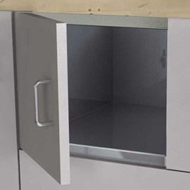Storage Compartment for PCU