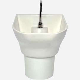 ADA - OBC Compliant Infection Prevention Sink
