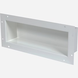 Recessed Shelf