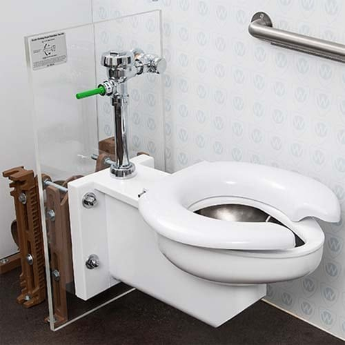 Enjoyable Bariatric Toilet Siphon Jet Type Off Floor Stainless Ncnpc Chair Design For Home Ncnpcorg