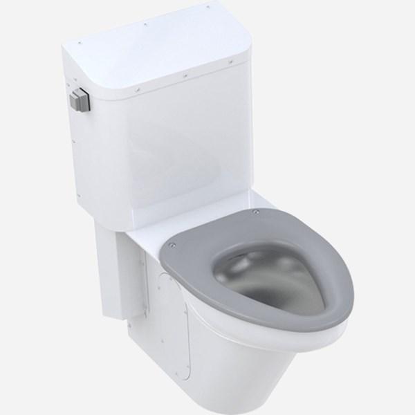 Ligature Resistant Cistern Tank Toilet Whitehall
