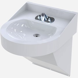 Ligature Resistant Stainless Steel Basin
