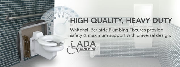 Bariatric products & plumbing fixtures