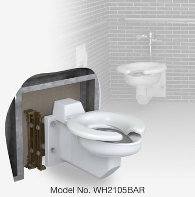 Bariatric Toilet