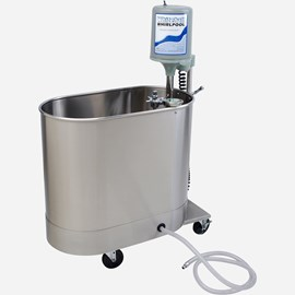 27 Gallon Extremity Whirlpool - Mobile with Separate Drain Pump