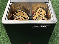 cleatPRO Glove Athletic Leather Glove Shaping Device