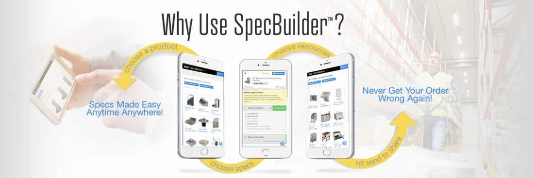WH SpecBuilder Product Configuration & Spec Tool