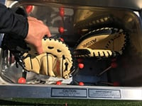 how to break in baseball gloves & hockey gloves