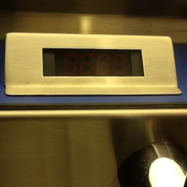 Digital Timer Display