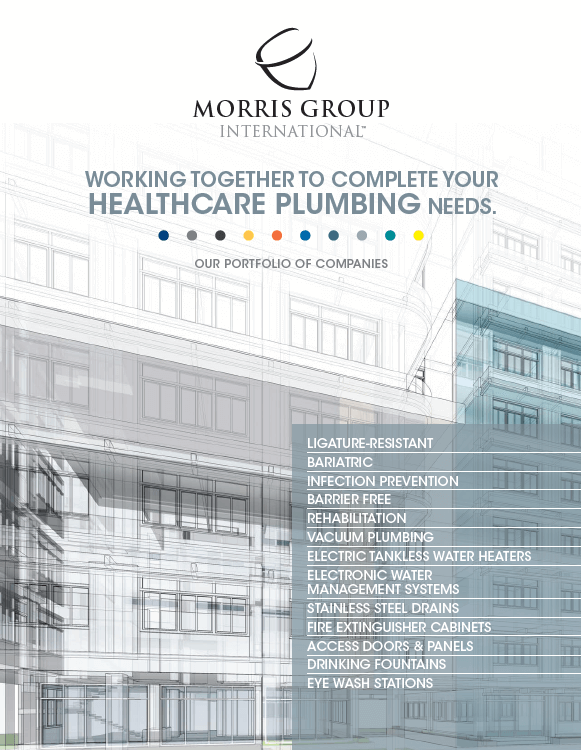 WORKING TOGETHER TO COMPLETE YOUR HEALTHCARE PLUMBING NEEDS.